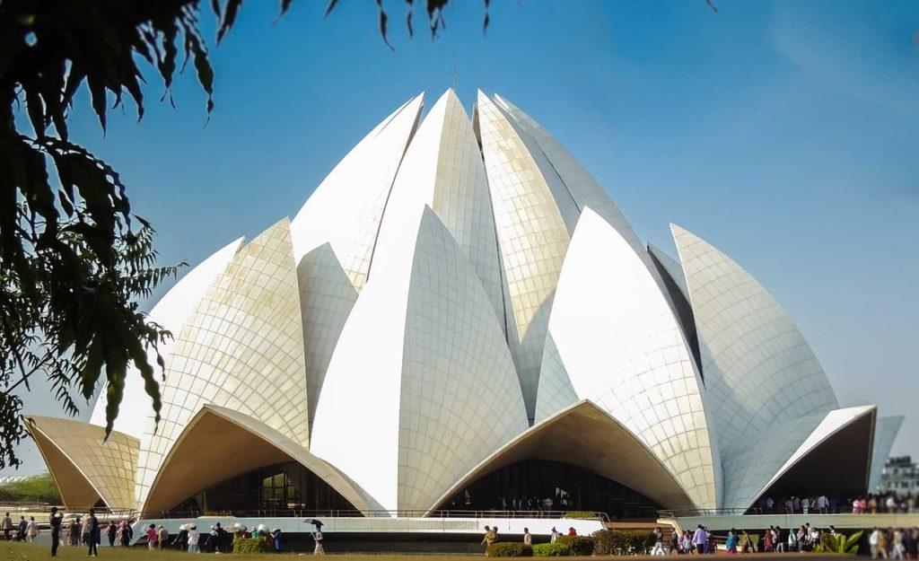 Delhi Lotus Temple