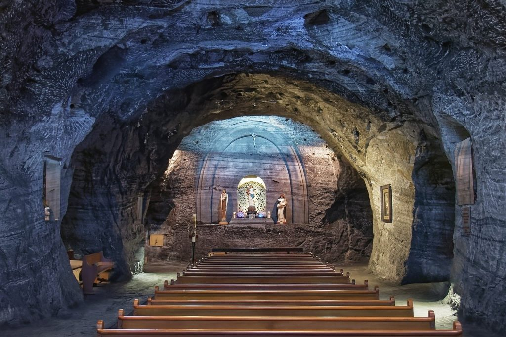 Cathedral of Zipaquira