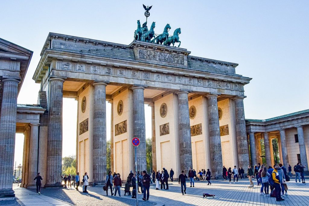 Walking Tour in Berlin