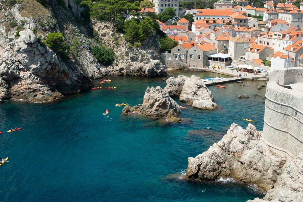 Sea Kayaking Tour in Dubrovnik