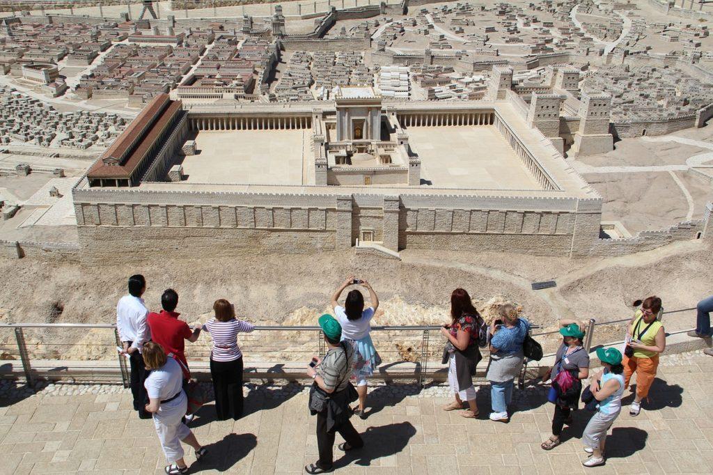 Jerusalem tourism