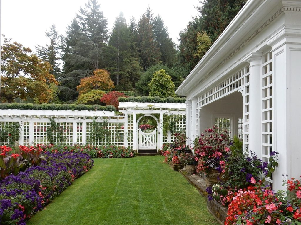 Victoria and Butchart Gardens