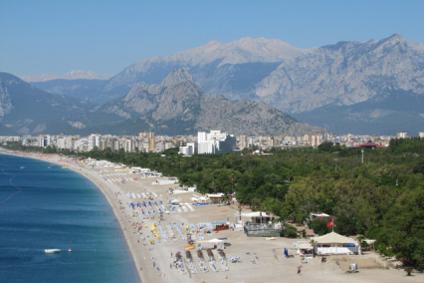 Ausflüge Türkische Riviera