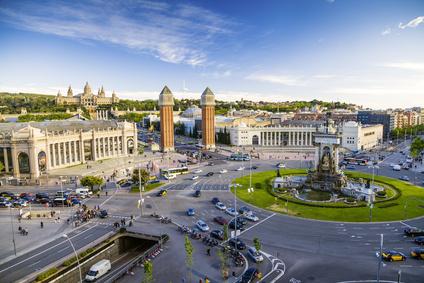 Excursion à Barcelone